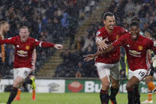 Manchester United Rashford ile güldü