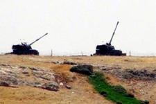 Cerablus'tan son dakika haberi Türkiye YPG'yi vuruyor!