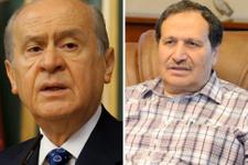 Bahçeli Gülen'in temsilcisini azarlayınca olanlar oldu