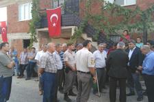 Hakkari şehidinin haberi Bursa'daki ailesine ulaştı