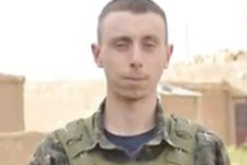 'Givara Rojava' kod adlı Dean Carl Evans öldü