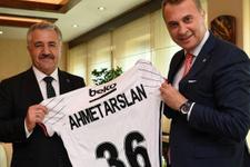 Fikret Orman Ahmet Arslan'a jest yaptı