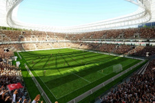 Beşiktaş Arena'nın renklerinde değişikliğe gidiyor