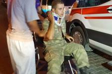Karabük'te askeri birlikte kavga çıktı!