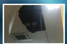 Mahkemeye tavandan firar eden çete lideri düştü