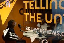 Rusya haber ajansı Sputnik'e erişim engeli kalktı