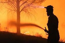 Kazdağları'ndaki orman yangını sabotaj mı?