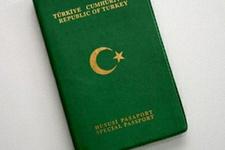 Artık onlar da yeşil pasaport alabilecek!