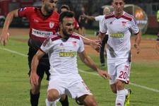 Samsun'daki maçta çıt çıkmadı