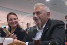 Başbakan Yıldırım kız istedi gülümseten telefon görüşmesi
