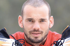 Wesley Sneijder yeni işini buldu!