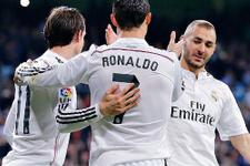 Real Madrid'den harika geri dönüş