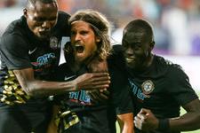 Pinto UEFA'da haftanın en iyi 11'inde