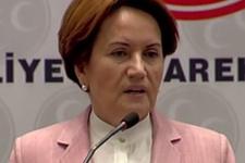 Meral Akşener'den Erdoğan'a FETÖ faksı