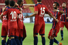 Mersin İdmanyurdu gol yağdırdı