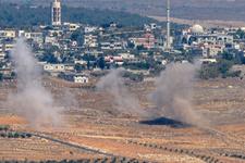 İsrail Suriye'de Esed güçlerini vurdu!