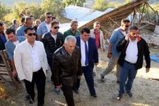 Başbakan Yıldırım'dan o köye ziyaret