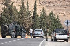 PKK'dan kan donduran tuzak! Karayoluna yerleştirmişler