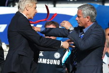 Jose Mourinho'nun Wenger nefreti