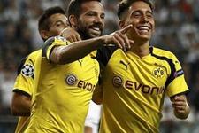Emre Mor'lu Dortmund şov yaptı