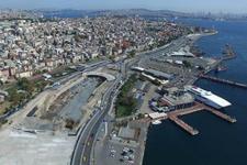 Avrasya Tüneli açılıyor denizin 106 metre altından...