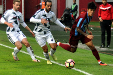 Trabzonspor Atiker Konyaspor maçının sonucu ve özeti