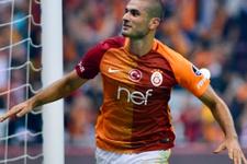 Eren Derdiyok Galatasaray'ı sırtlıyor