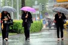 Hava durumu İstanbul için saat verdi!