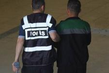 Çorum'da öğretmen doktor ve polisler tutuklandı