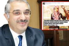 Süslenen kadın skandalına Diyanet'ten cevap!