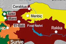 Arap aşiretler PYD'ye karşı isyan başlattı