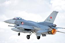 Savaş uçakları DEAŞ hedeflerini vurdu!