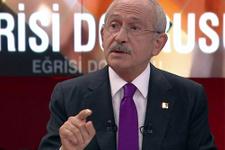 Kılıçdaroğlu'ndan Erdoğan'a Nutuk tavsiyesi