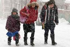 Sivas'da okullar 11 Ocak tatil mi Sivas Valiliği kararı