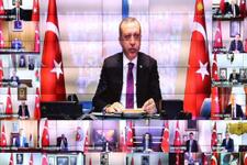 Erdoğan 81 il valisiyle görüştü!