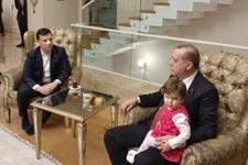 Cumhurbaşkanı Erdoğan'dan o vekile ziyaret!