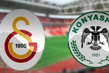 Galatasaray Konyaspor karşısına 4 eksikle çıkıyor