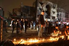 Irak'ta gece kulübüne bombalı saldırı