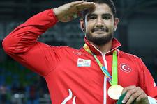Taha Akgül Türkiye şampiyonu oldu