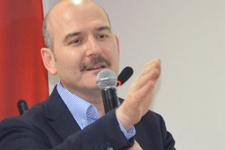 Çavuşoğlu Bakan Süleyman Soylu'yu tebrik etti