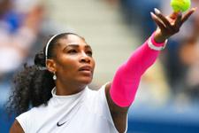Serena Williams ve Milos Raonic 2. turda
