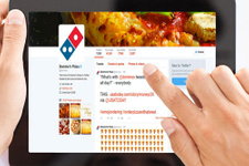 Dominos'tan emojiyle pizza siparişi dönemi