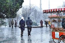 İstanbul'a yeniden kar geliyor son hava durumu tahminleri