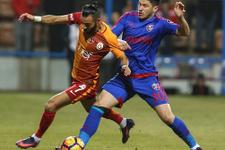 Karabükspor Galatasaray maçı geniş özeti