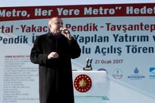 Erdoğan'dan flaş referandum açıklaması!