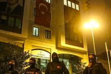 İstanbul AK Parti binasına saldırıda flaş gelişme