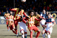 Yeni Malatyaspor doludizgin devam ediyor!
