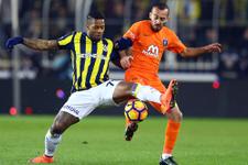 Fenerbahçe Başakşehir maçı geniş özeti