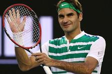 Federer 17 yaşındaki rakibine yenildi