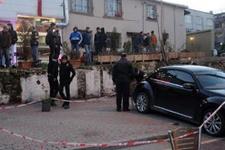 İstanbul'da lokantayı taradılar: 2 yaralı